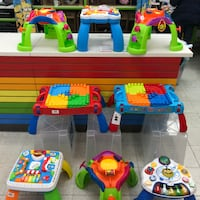 Activity and music tables for babies n9 Toronto
