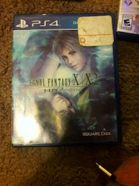 final fantasy x x-2 ps4  Cleveland, 44130