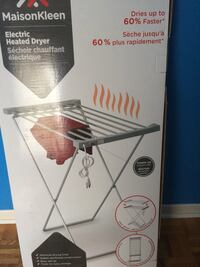 electric heated dryer