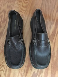 NEW Rockport Learher Loafers, 8W Chantilly, 20152