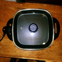 Practically New Electric Skillet/Hot plate Toronto, M6K 2T8
