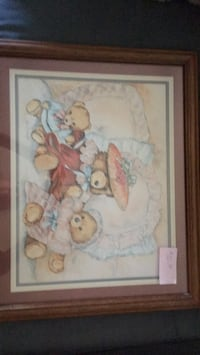 """Dress up"" teddy bears picture.     Home Interior  Halethorpe, 21227"