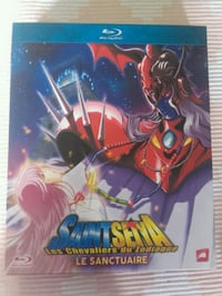 Saint seiya le sanctuaire bluray  Le Havre, 76620