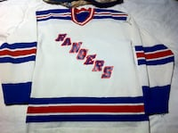 New York Rangers Sandow SK jersey Ottawa