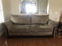 2 Microfibre Couches Sherwood Park, T8A 1N9