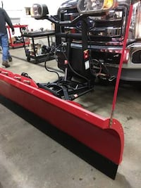 black and red plow blade Cranston, 02920