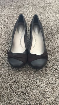11W Brown Maurices Heels