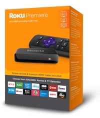 Roku Premeire 4k Streaming  Stick (OUT OF BOX) Savage, 20763