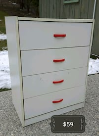 Four Drawer Dresser *Delivery Available*
