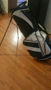 black and gray golf bag Ladson, 29456
