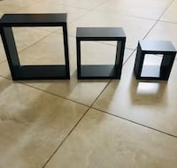 Decorative small wall shelves Fort Lauderdale, 33308