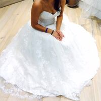Maggie Sottero Ballgown Wedding Dress Toronto, M5V 0G8