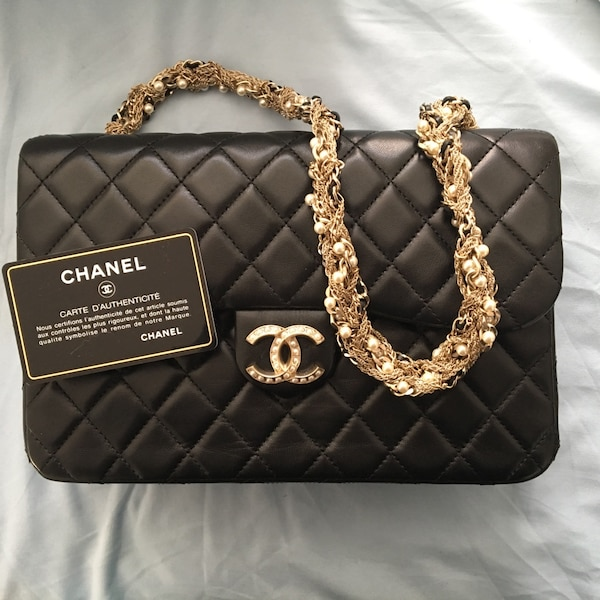 813a69a4c355 Chanel Classic westminster limited edition purse bag usado en venta ...