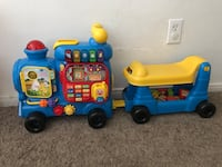 Vtech alphabet train Poway, 92064