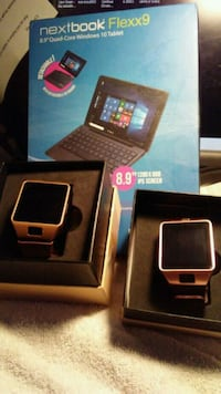 Gold and silver smart watch with box Rochester, 14624