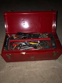 Fully loaded tool box Mississauga, L5N 8G6