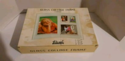 Glass Collage Frame