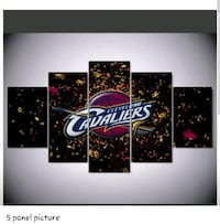 Cleveland Cavaliers 5 panel picture Livonia, 48154