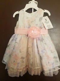 Baby girl outfit fancy dress  West Haven, 06516