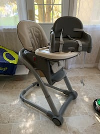 Grace blossom 4-1 high chair. For $60. Fairfax, 22030
