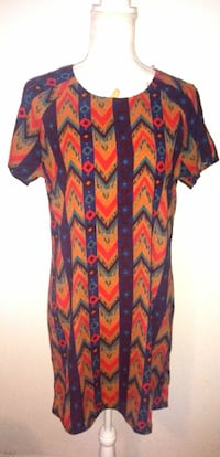 $15 - Tribal Shift Dress - Excellent Condition