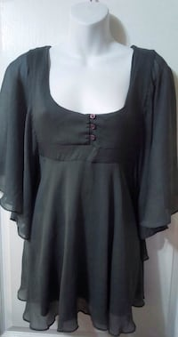 Grey Dress Top: Size Small Brampton, L7A