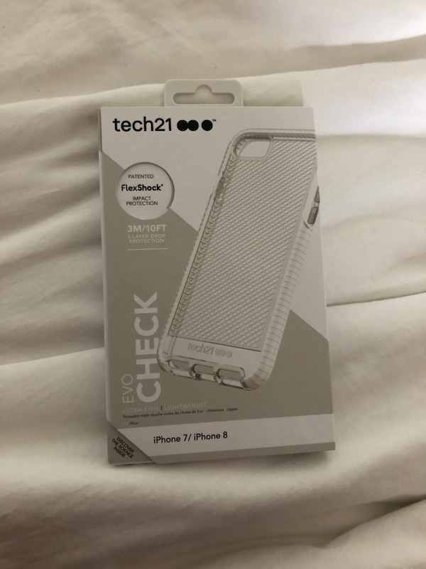 BRAND NEW Tech21 Evo Check Case