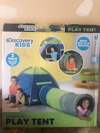 Discovery tent for kids  Dunn Loring, 22027