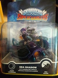 Skylanders Superchargers Sea Shadow action figure pack Olympia, 98513
