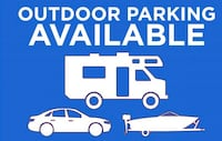 Outdoor Parking/storage lot- Any Type ⭐LOWEST RATES⭐ Hamilton