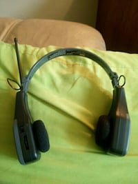 gray and black cordless headset Windsor, N8T 1A2
