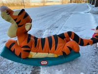 Tigger rocker for toddlers Sioux Falls, 57107