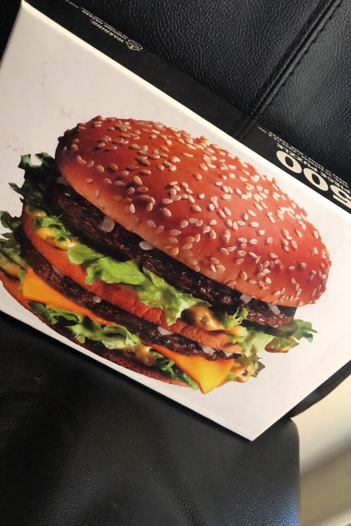Photo Mcdonalds Puzzle 500 pieces