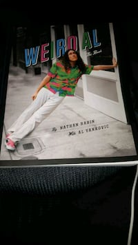 Brand new weird al book