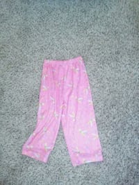 pink and white floral pants Douglasville, 30134