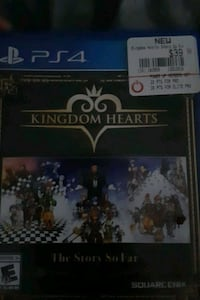 Kingdom hearts complete collection Lowell, 01854