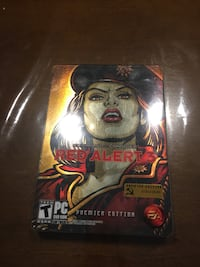 PC game limited edition Command and Conquer Red Alert 3 Ottawa, K4A 0J3