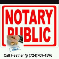 24/7 Notary Services Evans City