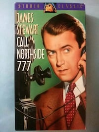 Call Northside 777 vhs
