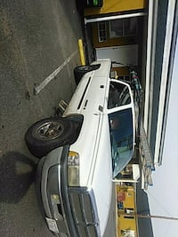 white Dodge Ram 1500 single cab pickup truck 51 km