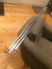 3 steel rods for shelf system Richmond Hill, L4E 4N7