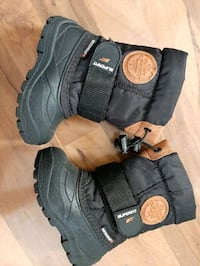 Superfit baby boots size 5 Calgary, T3L 3E1