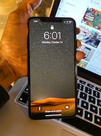 iPhone XS Max Space Grey Mint Condition Baltimore, 21225