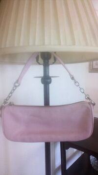 Ann Taylor genuine leather, light pink pocketbook Tewksbury, 01876