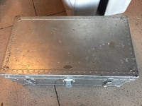 Army storage chest