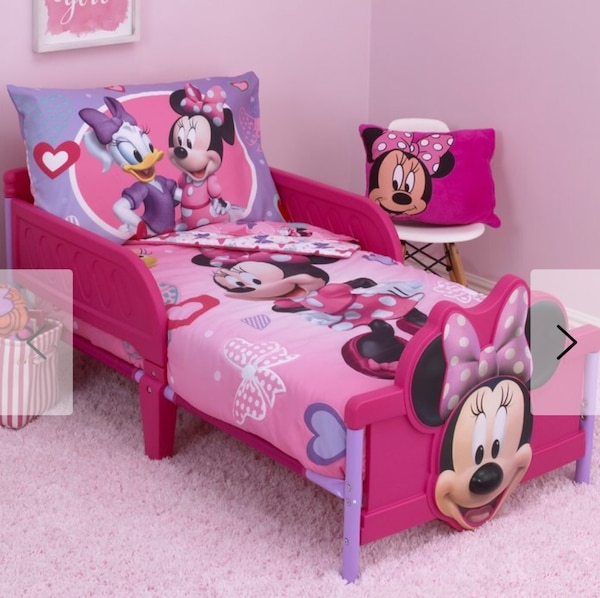 Disney Minnie bed set