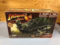 Indiana Jones jungle cutter Edmonton