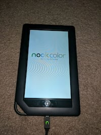 black Nook e-book reader Chantilly, 20151