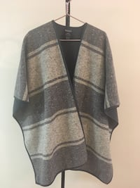Nicole Miller Poncho Womens Clothing Sweater Fall Winter New Edmonton, T6H