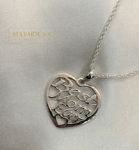 """Best Mom Ever"" 925 Silver Necklaces  Hamilton, L9G 4V5"